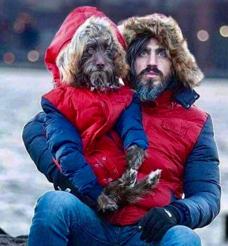 Когда Собака не друг.... а брат )))...