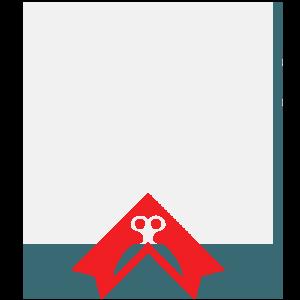 Салон стрижки собак иконка