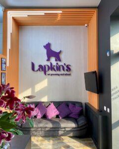 Наконец-то лицо нашего салона на месте, наш фирменный логотип доделали  Огромное...